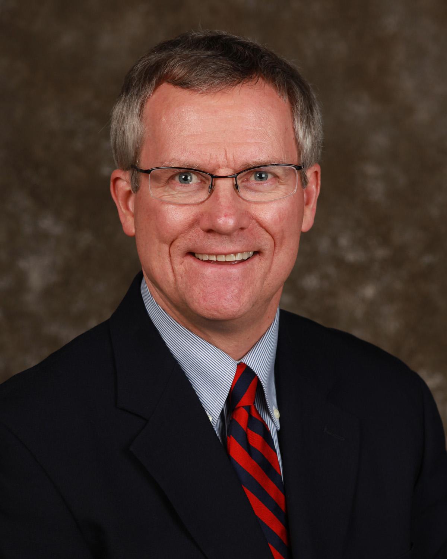 Dr. Michael Howcroft.