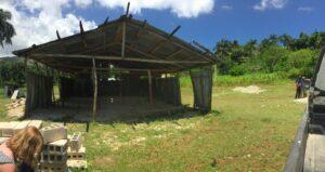 Old church in Haiti